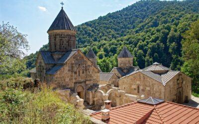 Départ imminent pour l' Arménie!!